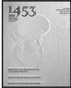 1453 İstanbul Kültür ve Sanat Dergisi : Journal of İstanbul's Culture and Art 08